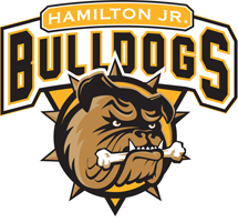Logo for Hamilton Jr. Bulldogs